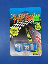 Sterling Marlin Car 22 Maxwell House 1992 1:64 Funstuff Pit Row