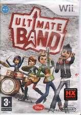 Ultimate Band Videogioco Nintendo WII Sigillato 8717418201241