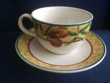 Royal Doulton Augustine tea cup & saucer