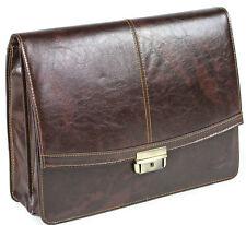A4 Conference Under Arm Folder Folio Case Pu Leather Business Document Holder