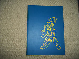 1973-CUMBERLAND-COUNTY-COLLEGE-YEARBOOK-VINELAND-NJ-NEW-JERSEY-CALLED-TROIAN