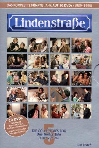 1 von 1 - 10 DVDs * Die Lindenstraße - Das komplette 5. Jahr  # NEU OVP !