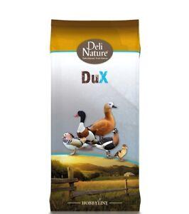 EUR-1-00-kg-20kg-Deli-Nature-DuX-Wachstumpellet-Enten-Gaensefutter-Wasservoegel
