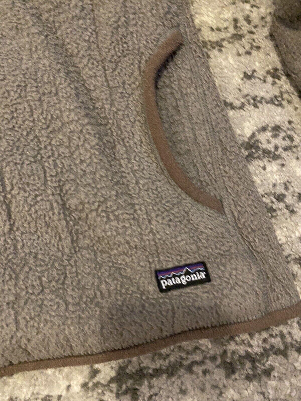womens patagonia Jacket, High Pile, Full Zipper, Medium