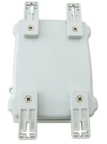 Elimia DOL 4-6-480N4X 3 HP 480V Magnetic Motor Starter Nema Rated 4X UL508A