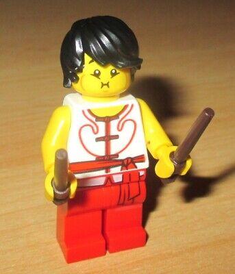 Lego City 1 Drachenbootruderer Team orange Set 80103