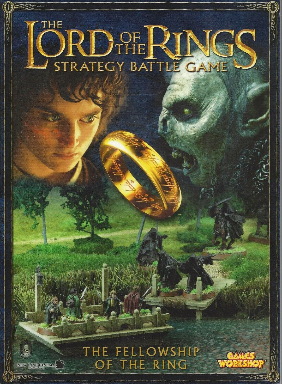 Lord of the Rings Fellowship of the Ring SC NEW  Scenarios