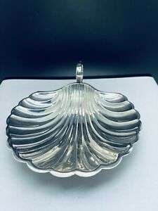 Sterling-Silver-925-Shell-Form-Ring-Bowl-Dish-E1535