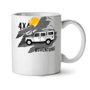 Adventure Time NEW White Tea Coffee Mug 11 oz   Wellcoda