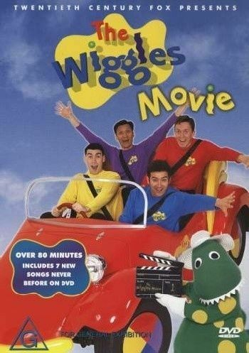 1 of 1 - The Wiggles Movie (DVD, 2006)