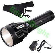 Nitecore TM36 1800 lumen 1200 yards beam rechargeable LED flashlight/searchlight