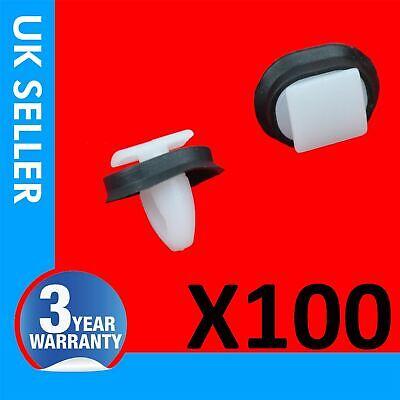 Panel De Puerta Lateral Para Opel Vivaro Recortar Clips clips de moldeo por puerta lateral X100