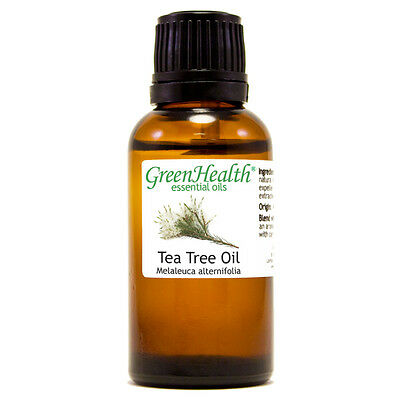 1 fl oz Tea Tree Essential Oil (100% Pure & Natural) - GreenHealth