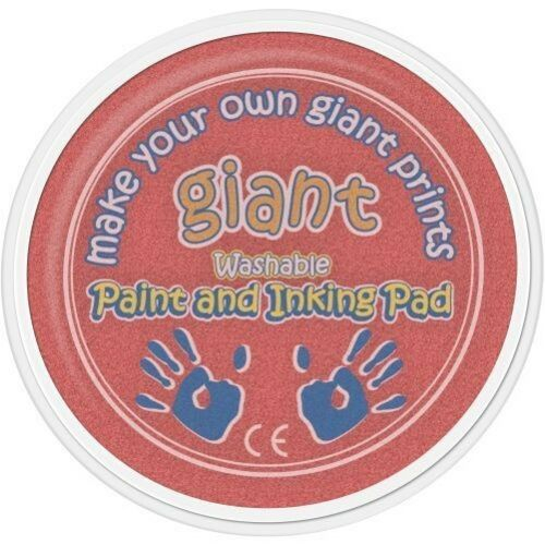 Giant Paint /& Inking Pad Childrens Hand /& Foot Prints Stamping Finger Painting