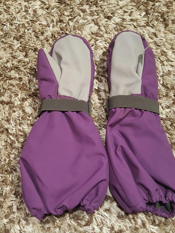 Handsker, Vinter handsker med lang skaft., Didriksons