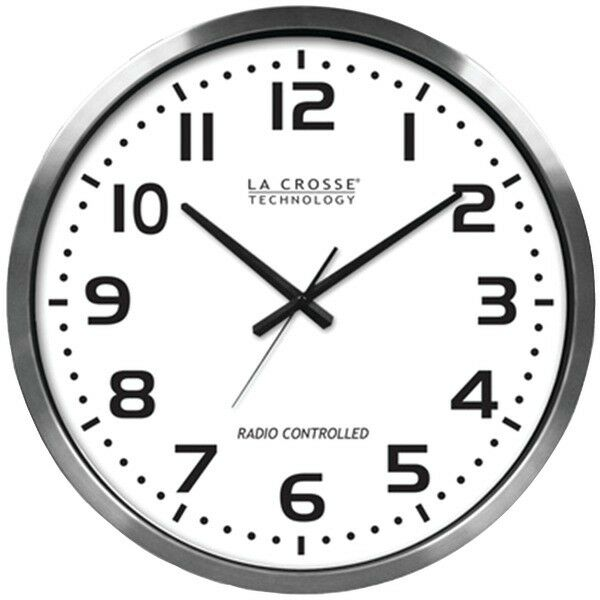 Extra Large Atomic Wall Clock