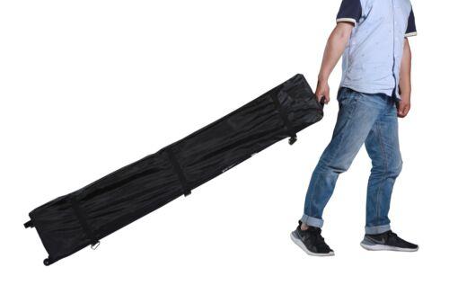 Hercules Gazebo® Pop Up Tent Heavy Duty Oxford Canvas Storage Holdhall Wheel Bag