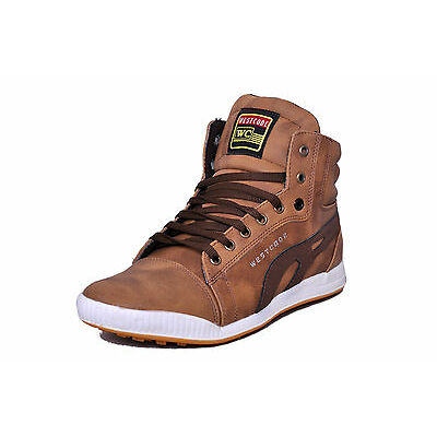West Code Mens Casual Shoes 801 Tan