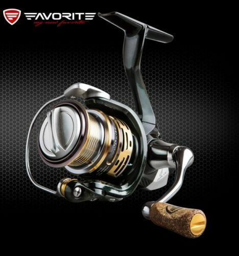 Favorite Arena YAMPA RIVER model 1500S or C2500S Spinning Reel NEW 2017