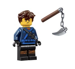 Lego Ninjago-Jay (Split) de 70617: Temple de l'arme ultime  </span>