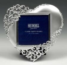 Heart shaped Photo Frame Wedding Gift NEW 11270