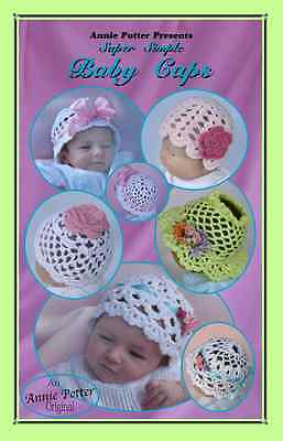 Annie Potter Presents Super Simple Baby Caps