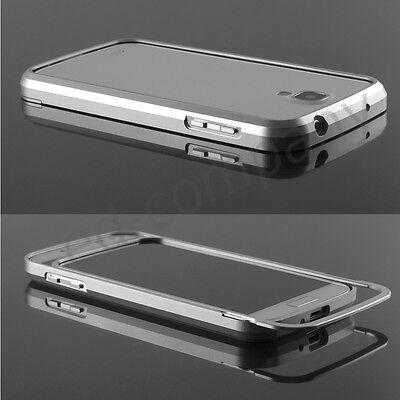 Samsung Galaxy S4 i9500 CNC Aluminium Case Metall Bumper Cover Hülle Alu i9505