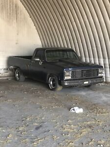 Chevy square body