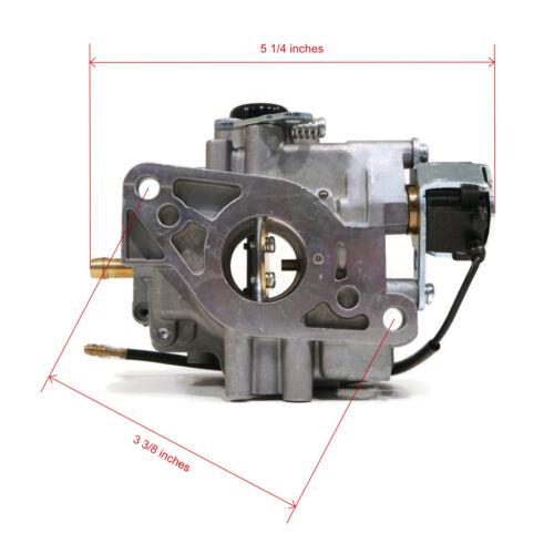 Diehl CH20-64567 Carburetor Kit for 20 HP H.L Lincoln CH20-64717 Kohler Motors