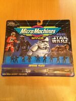 Star Wars Micro Machines Imperial Pilots Sealed Galoob 1994 Action Figure