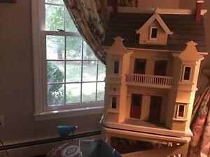 Antique Dollhouse Ebay