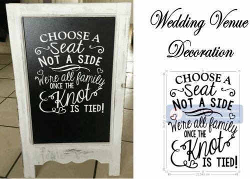 Vinyl Sticker Wedding Venue Decoration THIS LANTERN BURNS IN LOVING MEMORY