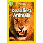 Deadliest Animals by National Geographic Kids (Paperback, 2014)