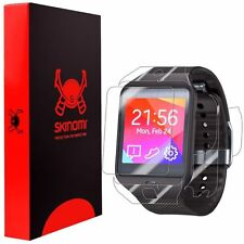 Skinomi FULL BODY Skin+Clear Screen Protect For Samsung Galaxy Gear 2 NEO Watch
