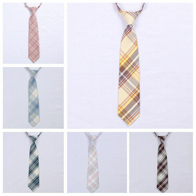 2x Women JK Bow Tie Neck Tie Japanese School Uniform Lolita Preppy Cosplay