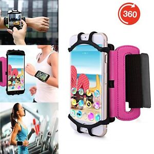 Sport-Arm-Band-Allview-P9-Energy-lite-2017-Handy-Hulle-Case-SPO-3-Pink