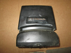 honda magna fuse box 1984 honda magna v65 vf1100 vf 1100 fuse box | ebay