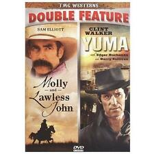 New: Molly & Lawless John/Yuma - Double Feature! NTSC, Color, Multiple Formats