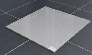 Rak Lounge Light Grey Polished Porcelain Wall Floor Tiles
