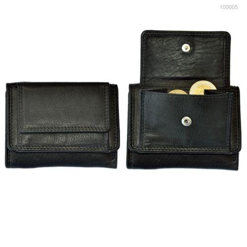kleine Geldbörse für große Geldscheine und viele Karten Geldbeutel Portemonnaie