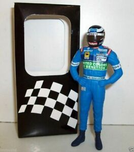 Minichamps-1-18-318-970008-F1-estatuilla-G-Berger-1997
