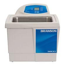 Ultrasonic Cleaner Branson CPX5800H Digital Heat Bransonic 2.5 Gal CPX-952-518