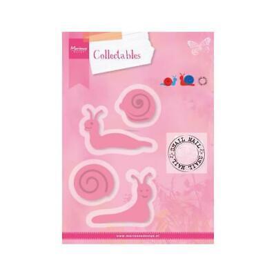Escargot-COL1364 marianne design collectables découpe /& stamp set