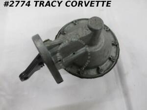 1964 1966 Corvette 6415325 Ac 40083 Fuel Pump 40083 Tag Sp Hi Perf Fi Shp No Ac Ebay