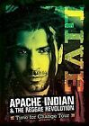 Apache Indian And The Reggae Revolution - Time For Change Tour (DVD, 2008)