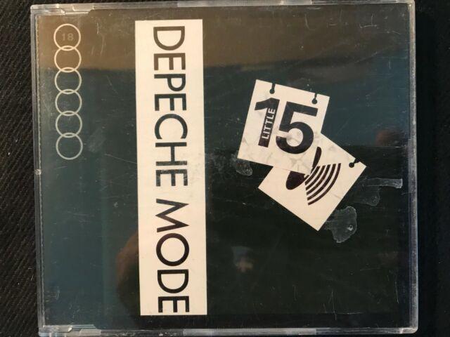 Depeche Mode  Little 15 - St Jarna - Sonata No.14 Moonlight Sonata  MCD  Neuwert