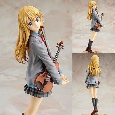 Your Lie in April Shigatsu wa Kimi no Uso Miyazono Kaori Figure Toy Gift No Box