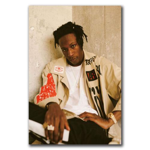 24x36 40inch E2616 Art Joey Badass Rap Music Singer Star Poster Hot Gift