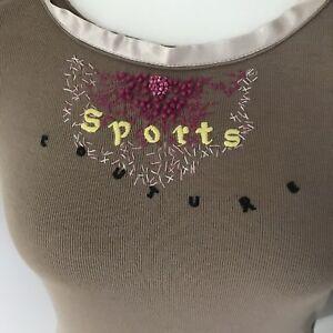 8 Marccain Haut marque de en taille Sports coton 10 Bx0pq4