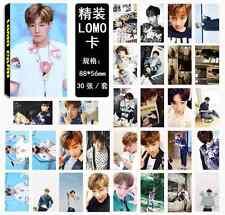 30pcs set Kpop infinite Kim SungGyu Personal PhotoCard Picture Poster  Lomo Card